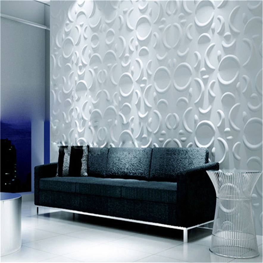 decoration mural design 3d wall covering panels pvc 3d wall panel